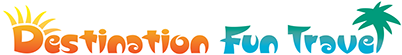 Destination Fun Travel Logo